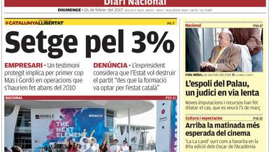"""Mas va donar un """"poder especial"""" a Viloca per als """"negocis"""" de CDC, diu 'El Mundo'"""