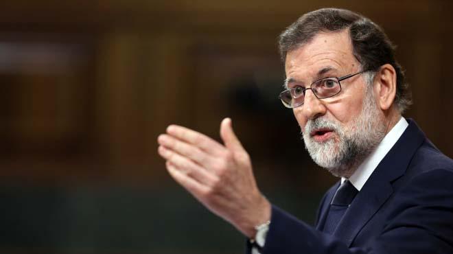 """Rajoy a Iglesias: """"Com més el coneixen, menys el voten"""""""