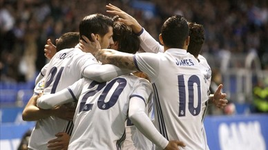 El Deportivo-Reial Madrid, en directe 'on line'
