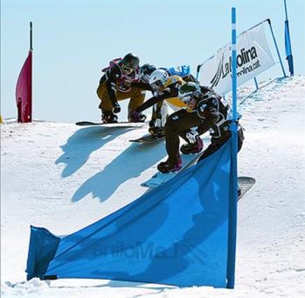 Los deportistas apoyan los juegos de invierno