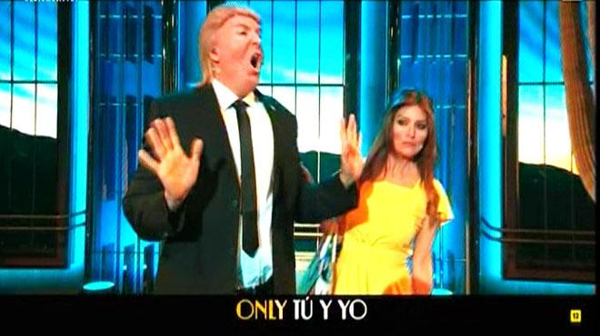 40 dies de 'La la Trump'