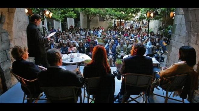 Un jardín para la poesía en Barcelona