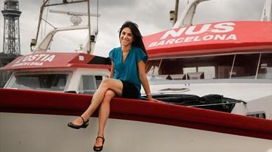 Cristina Caparrós: «Vivimos de espaldas a nuestra cultura marinera»