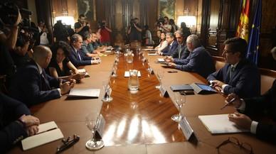 Segueix en directe la negociació a l'aeroport del Prat