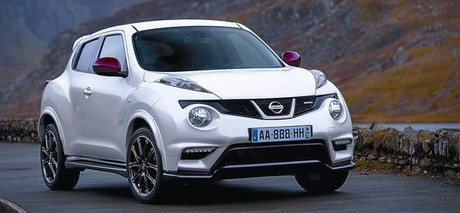 VALOR AADIDO. El Juke Nismo ofrece un salto cualitativo muy importante en la gama y estrena una esttica y unas prestaciones de nivel superior con una gran dosis de diseo deportivo.