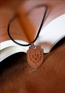 Medalla de las Guerreras Maxwell, como se denominan las fans de la escritora.