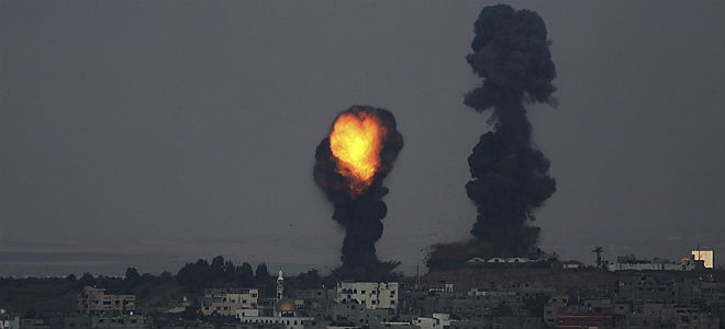 """• """"Cuando oyerais de guerras y de rumores de guerras, cuando Jerusalén esté rodeada de ejércitos..."""" 1406092843431"""