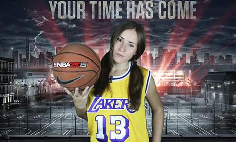 NBA 2K15: El baloncesto virtual m�s realista