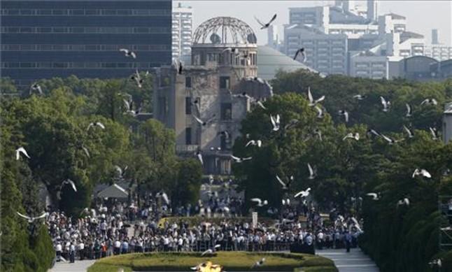 Hiroshima, tragedia viva
