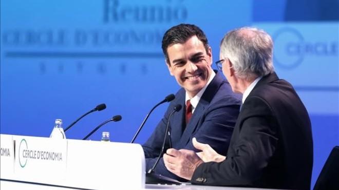 """Sánchez: """"Desplaçarem càrrega fiscal del treball a l'acumulació de riquesa"""""""