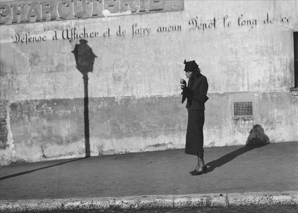 MARIANNE BRESLAUER: 'Défense d'afficher', París 1937.