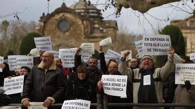 Funcionaris de presons demanen la dimissió de Mundó per la gestió de la Model