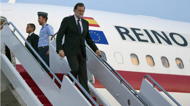 Rajoy arriba a Washington per entrevistar-se amb Donald Trump