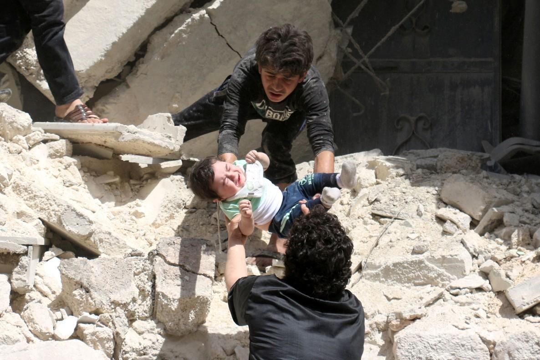 Siria: Infancias masacradas