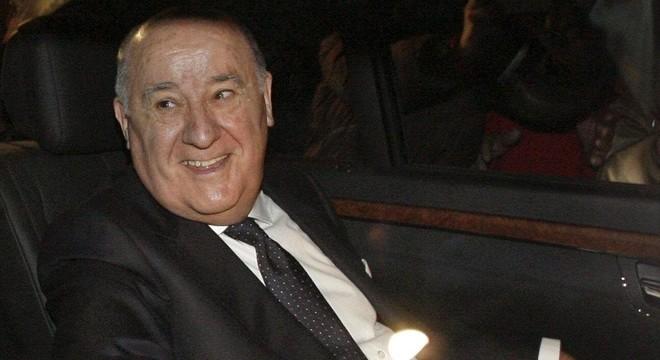 Amancio Ortega ingresa 628 millones por dividendo de Inditex y ya es el segundo hombre más rico del mundo