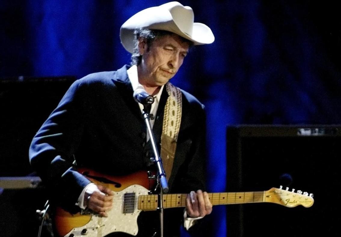 Bob Dylan, en imágenes