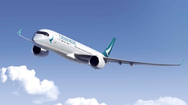 Cathay Pacific tornarà a operar el vol Barcelona-Hong Kong el 2018