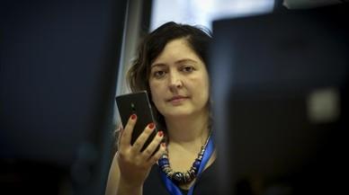 """Cristina Miguel: """"Sigue habiendo estigma social en torno a las 'apps' para ligar"""""""