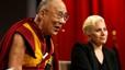 La maldici�n china del Dalai Lama alcanza a Lady Gaga