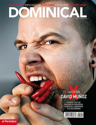 David Muñoz, el nuevo 'chef celebrity'