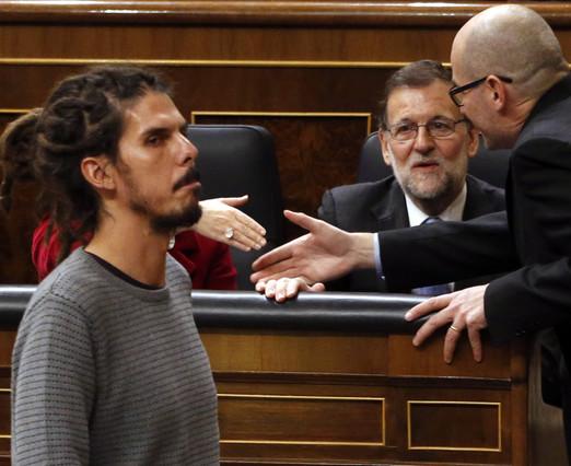 Las rastas que inquietan a Rajoy y Villalobos