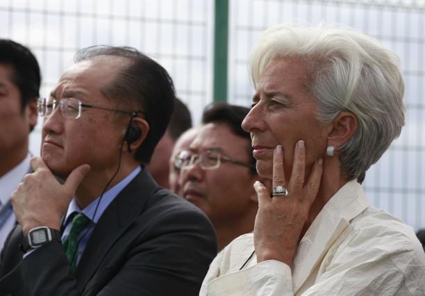 L'FMI tem que la prima de risc d'Espanya pugui arribar als 750 punts