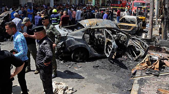 L'Estat Islàmic tenyeix de sang el Ramadà amb un doble atemptat suïcida a Bagdad