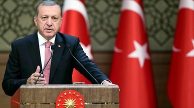Erdogan, en una imagen del pasado agosto.