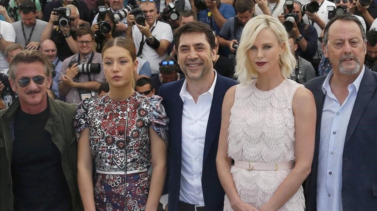 Cannes se'n riu de Sean Penn