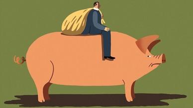 Un país de cerdos