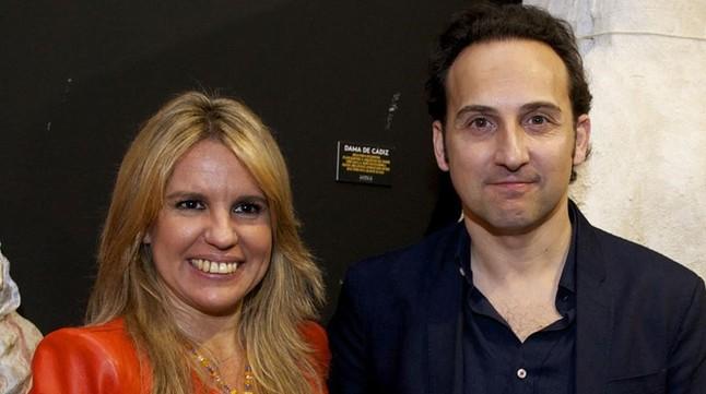 Iker Jim�nez y Carmen Porter, a ritmo de Rumba 3
