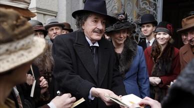 Una imagen de la serie 'Genius', protagonizada por Geoffrey Rush.