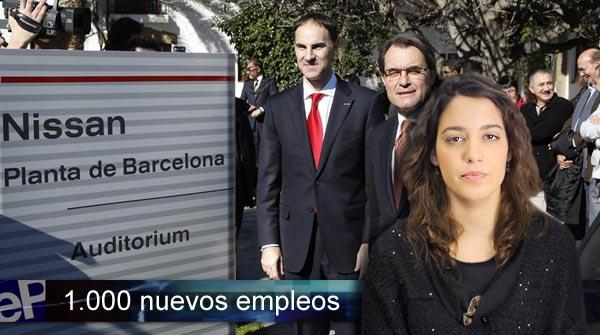 Nissan confirma que crear� 1.000 empleos en Barcelona, en El Informativo