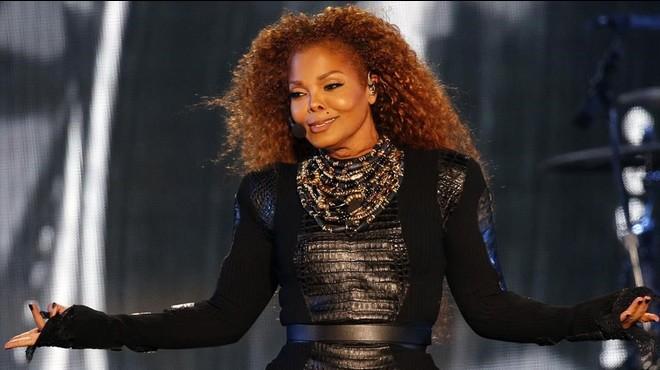Janet Jackson, en Dubái, en marzo del 2016.