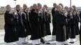 Homenaje silencioso en Jap�n a las v�ctimas del tsunami