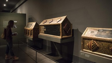 Normalidad (y una sorpresa) en el Museu de Lleida