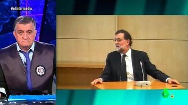 El juez Wyoming interroga a Rajoy