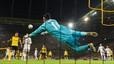 El Madrid deja escapar la victoria en Dortmund