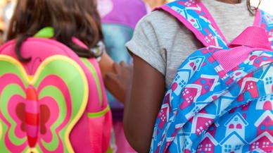 Más de 2.000 alumnos de primaria y secundaria comienzan el curso en Parets