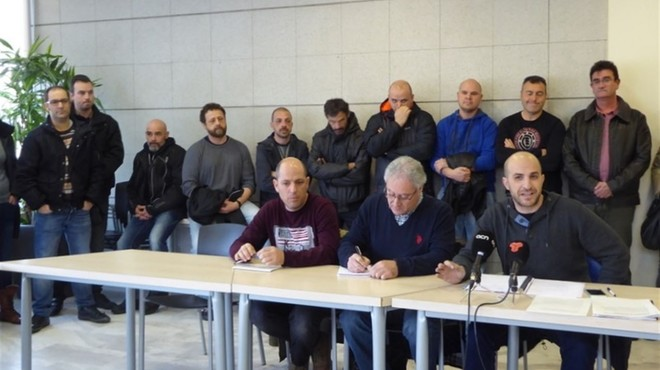"""La CUP y los 15 policías de Terrassa denunciantes abren """"un pequeño canal diálogo"""""""