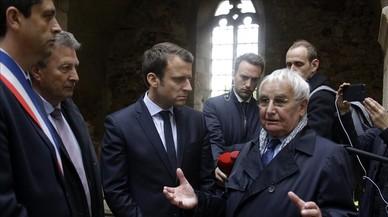 El régimen de Vichy se cuela en el duelo Macron-Le Pen