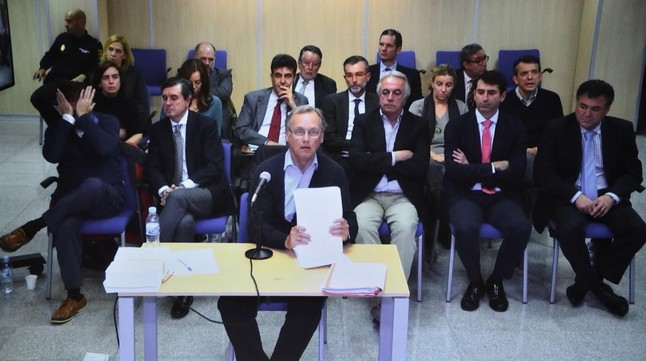 El contable de Nóos presentó facturas falsas a la Generalitat Valenciana por orden de Torres