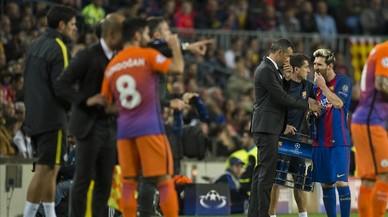 Anàlisi del Barça-City: Leo trenca la pissarra