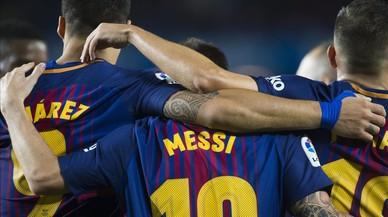 El Barça de Valverde disfruta abans de la seva estrena europea amb el Juventus