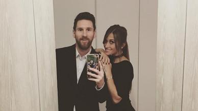 Ya hay fecha para la boda de Messi y Antonella