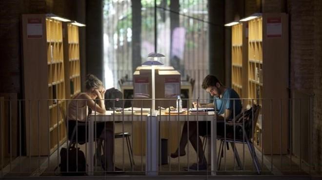Tres universitats catalanes lideren el rànquing de millors campus espanyols