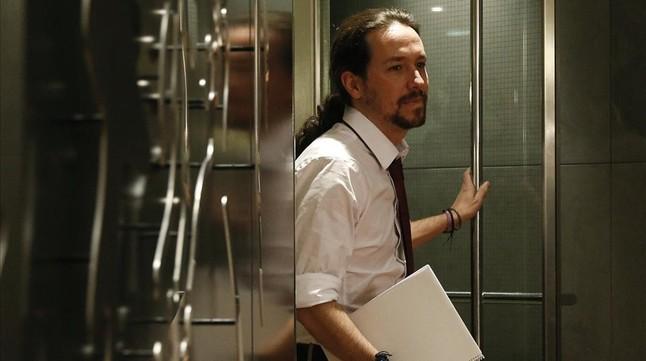 El choque dial�ctico bloquea la negociaci�n PSOE-Podemos