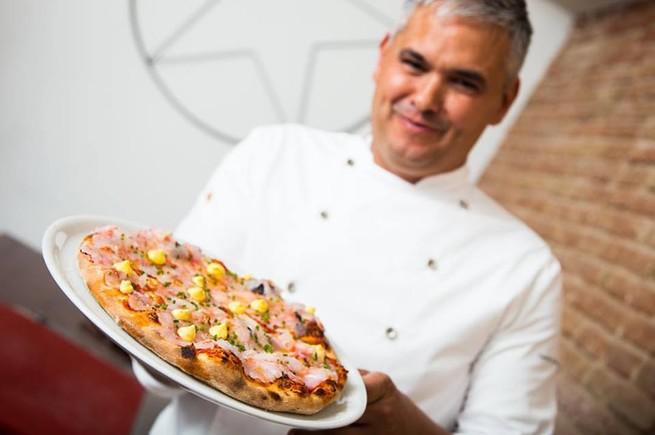 5 pizzas curiosas de Barcelona