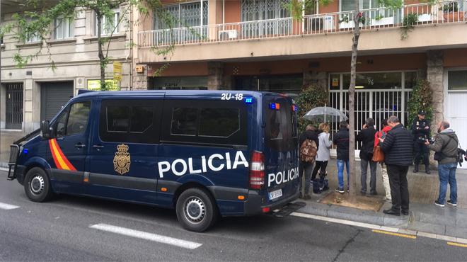 Los agentes buscan documentación que afecta a Marta Ferrusola y sobre los últimos movimientos de dinero de Pujol júnior
