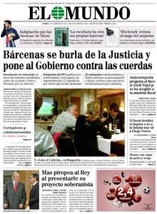 El quiosco emplaza a Rajoy y al PP a aclarar las donaciones y los pagos ocultos que desvela Bárcenas